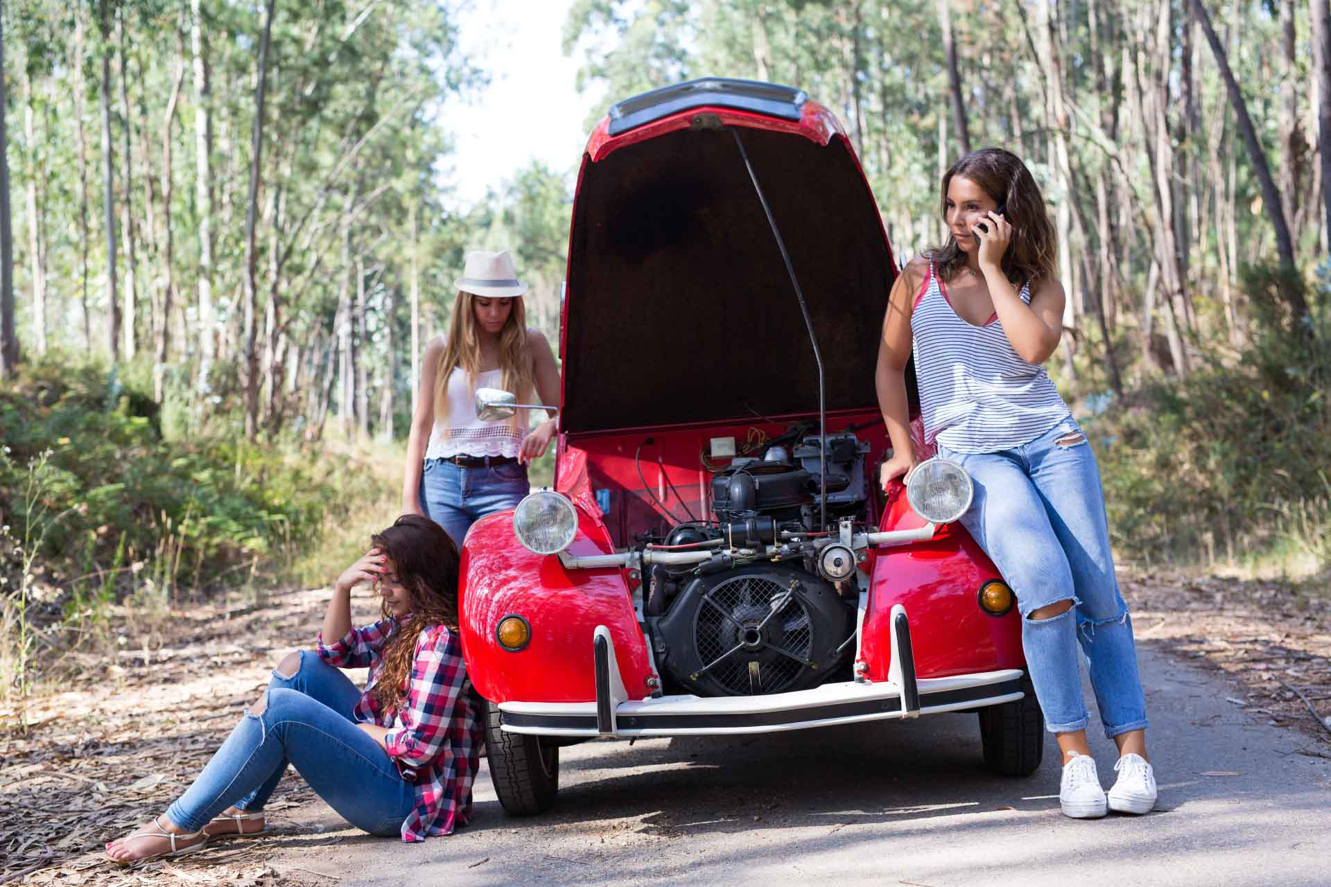 Contact auto towing service in Marshall, TX